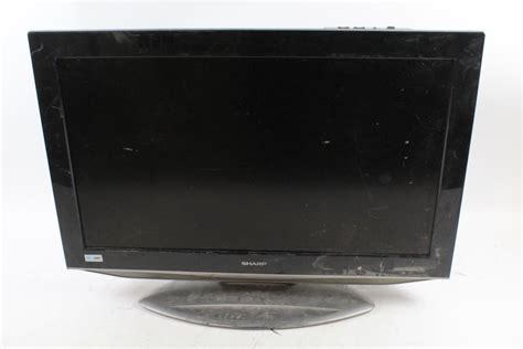 Tv Sharp Flat 32 quot sharp flat screen tv property room