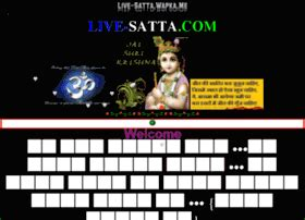 www satta live satta com at website informer search visit live satta
