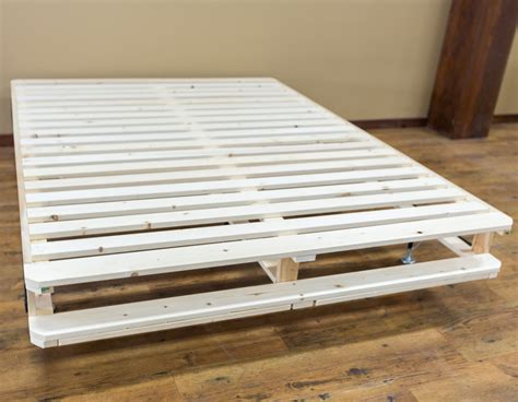 build  memory foam mattress foundation  rvers