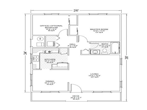 casita floor plans az back yard casita plans house plans with casitas casita