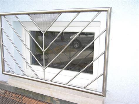 Fenstergitter Edelstahl Modern by Fenstergitter