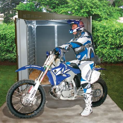 abri moto jardin abri pour moto mcg 950 2 80 x 1 75 x 2 19m votre abri de jardin
