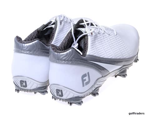 golf shoes size 2 footjoy dna 2 0 s golf shoes size us 9 5m white