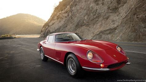 Classic Car Wallpapers 1600 X 900 Hd Wallpaper by 275 Gtb Classic Car Wallpapers For Desktop