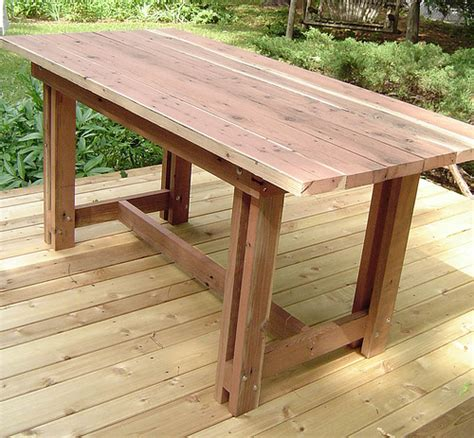 Cedar Deck Table Plans Plans Diy Free Download Sanding Cedar Patio Table