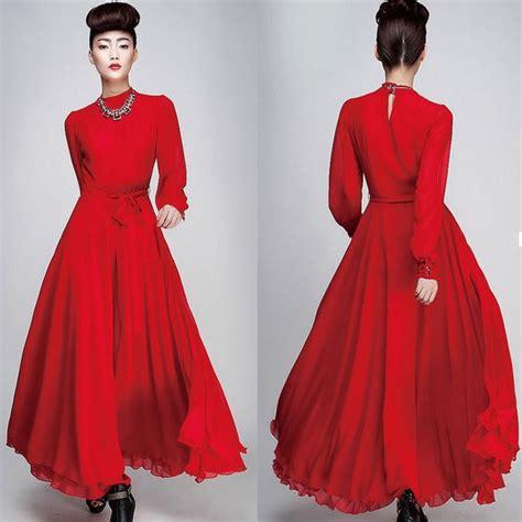 Dress Panjang Hijabers by Jual Baju Dress Korea Untuk Para Hijabers Toko Jual