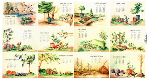 Gardening Calendar Gardening Calendar 2014 Ioana D