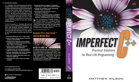 imperfect books imperfect c practical solutions for real programming