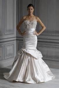 Monique Lhuillier Wedding Dresses Amazing Monique Lhuillier Mermaid Wedding Dresses Cherry Marry