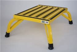 8 Inch Step Stool by Step Stools Safety Step 8 Inch Industrial Step Stools