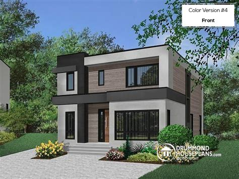 modern style home plans contemporary ideas contemporary modern home design 158