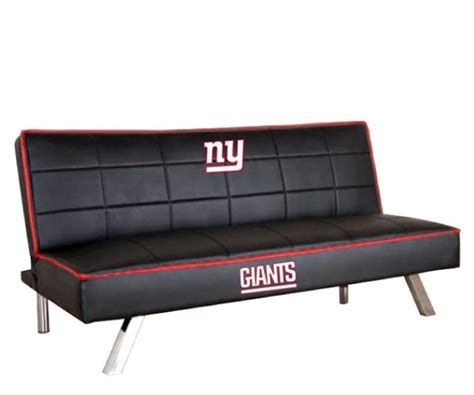 ny giants recliner nfl new york giants official licensed ch futon