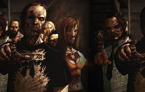 no more room in hell mods quot no more room in hell quot zombified half 2 mod now available for free on linux softpedia linux