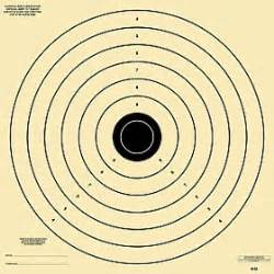 army l dimensions of the army l target shooters forum