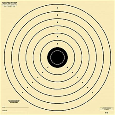 dimensions of the army l target shooters forum