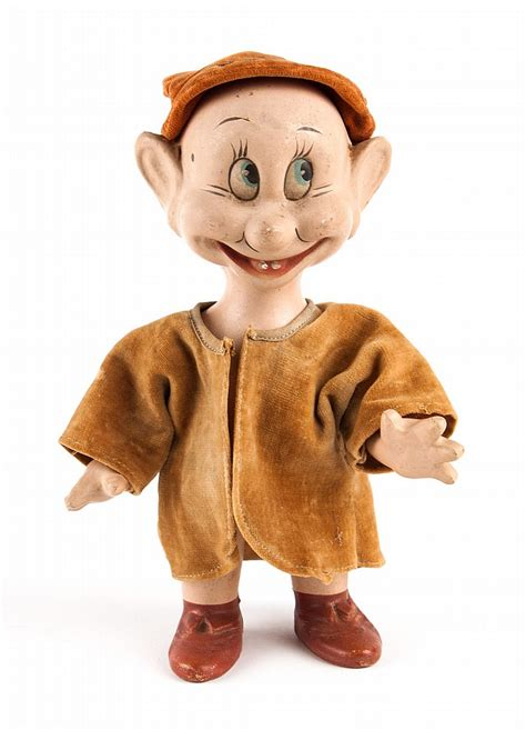 composition dopey doll knickerbocker composition quot dopey quot doll