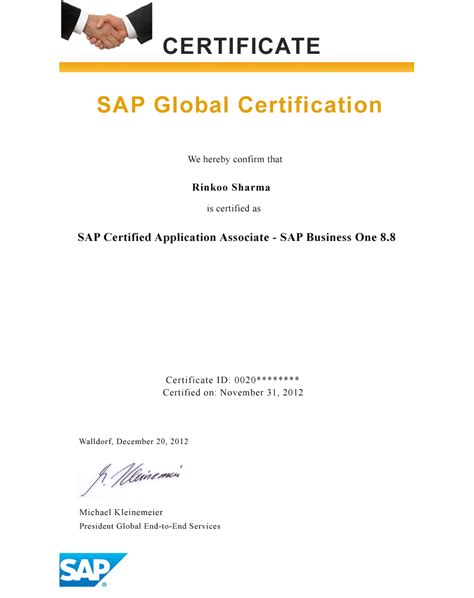 Sap Course For Mba by Itsl Limited Sap Business One