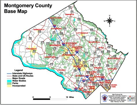 Montgomery County Arrest Records Montgomery County Maryland Records