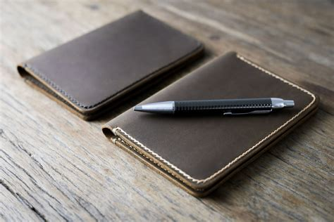 Handmade Leather Diary - handmade leather travel diary personalized writers journal