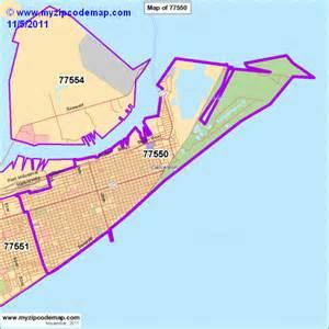 galveston zip code map zip code map of 77550 demographic profile residential