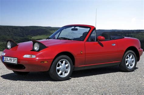 Mx5 Nb Kaufberatung by Mazda Mx 5 Nb Kaufberatung Cabrio Fahrspa 223 Pur Schon Ab