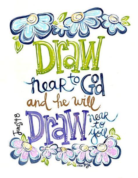 Draw Near To God Prayer Journal by 4 8 Bible Journaling Christian