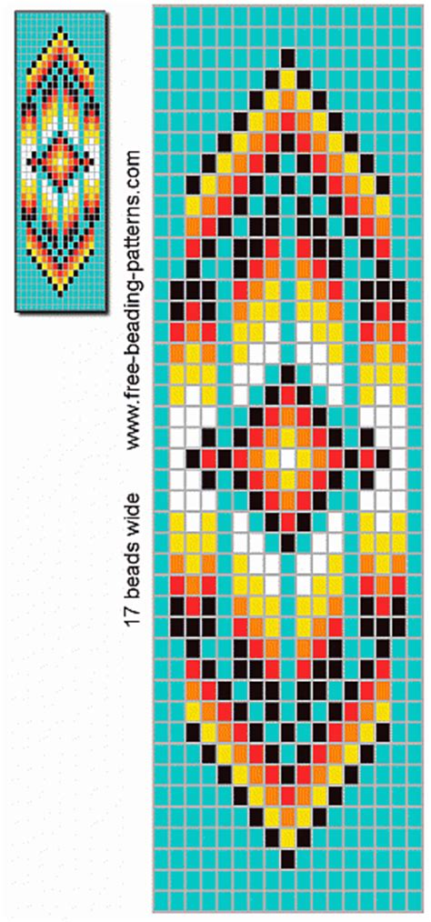 beading designs american beadwork group2 barrette