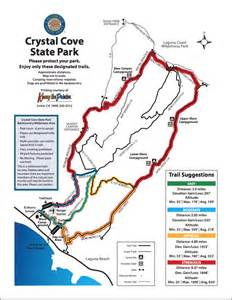 Crystal Cove State Park Map by Hiking Crystal Cove State Park With Kids Plan A Day Out