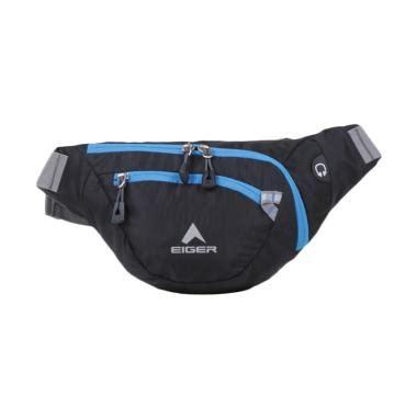 Eiger Jrp Wp Waist Bag 4 4l Black jual tas eiger branded berkualitas harga menarik