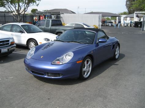 2000 Porsche Boxster by 2000 Porsche Boxster Information And Photos Momentcar