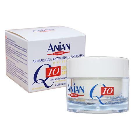 Freshener Anti Aging anian q10 anti wrinkle day triodeluxe cosmetics