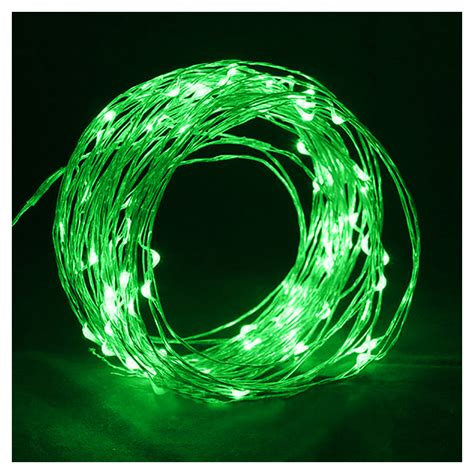 Mini Micro Battery Powered Led String Light Copper Wire Starry Lights String