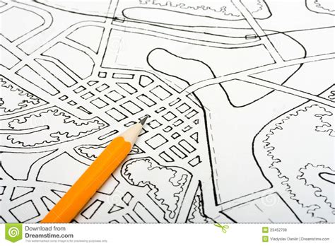 drawing plan plan drawing stock photo image of diagram construction