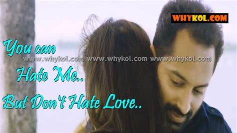 film love quotes in malayalam love quotes in malayalam film in haram