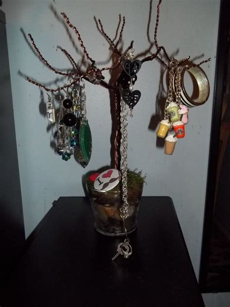 how to make a jewelry tree wire jewelry tree jewelry tree tutorials and wire trees