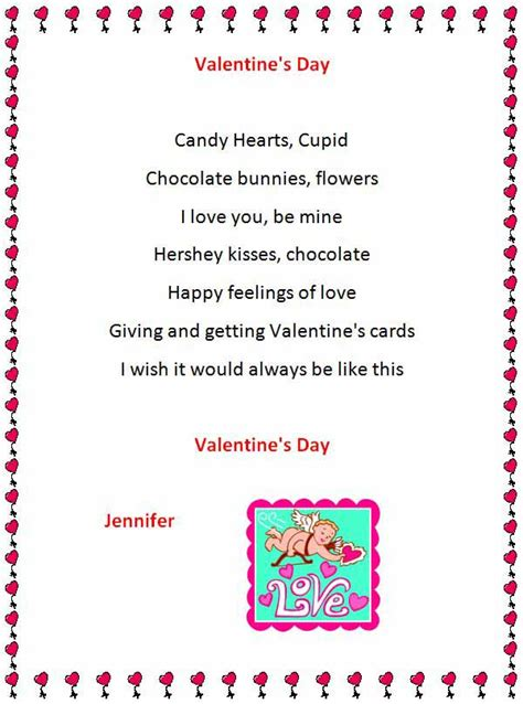valentines day poem math 39 s day poems quotes