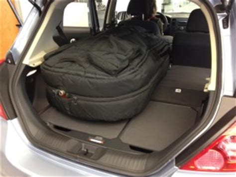 nissan tiida trunk space car shopping 171 chicago bass ensemble