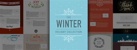 winter templates for blogger just released 14 new winter email template designs