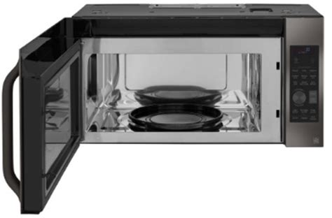 Microwave Oven With Metal Rack by Lsmc3089bd Lg Studio 30 Quot 1 7 Cu Ft The Range