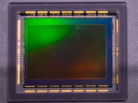 cmos sensor canon shows 120mp cmos sensor at cp show 2015