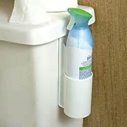 Bathroom Deodorizer Amazon Com Bathroom Toilet Air Freshener Spray Can Holder