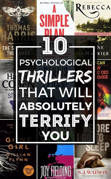 the a novel of psychological suspense books 10 psychological thrillers that will absolutely terrify