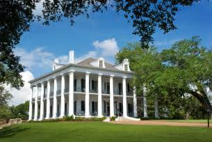 Southern Plantation Home Plans plantation in natchez mississippi classic greek revival southern