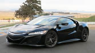 the 2017 acura nsx will cost 156 000 autoblog