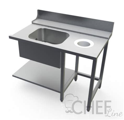 tavolo ingresso tavolo d ingresso destro con vasca per lavastoviglie