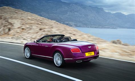 bentley continental gt speed convertible world s fastest
