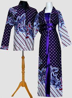 H Hem Hunny Kemeja Cewek batik gamis d947u batik murah