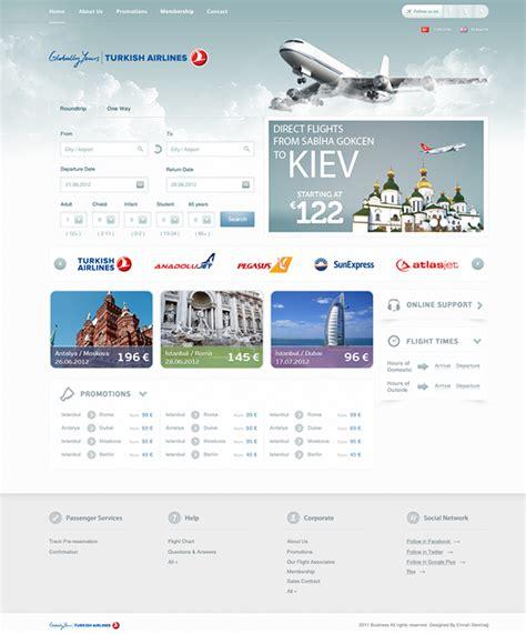 air r駸ervation si鑒e airline tickets site design on web design served