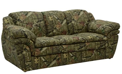 realtree couch huntley loveseat in mossy oak or realtree camouflage