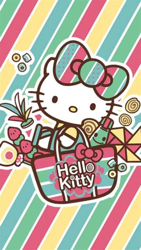 hello kitty town wallpaper 1349 best hello kitty sanrio wallpaper images on